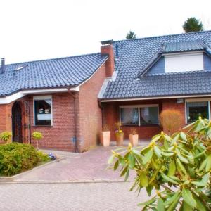 Hotelbilleder: Haus Nordsee, Berumbur