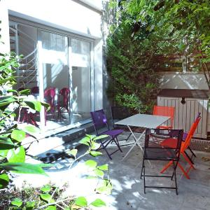 Hotel Pictures: Apartment A. Briand, Vanves