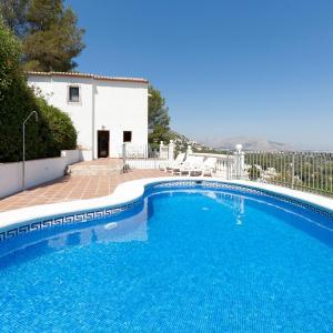 Hotel Pictures: Villa Palms, Pedreguer
