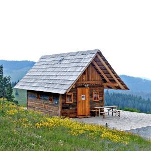 Hotellbilder: Chalet Panoramahütte, Hirschegg Rein
