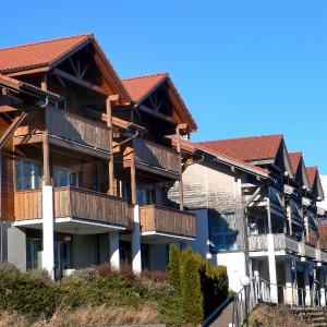 Hotel Pictures: Holiday Home Seematte, Haus 18, Niederried