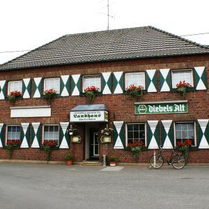 Hotelbilleder: Landhaus Spickermann, Xanten