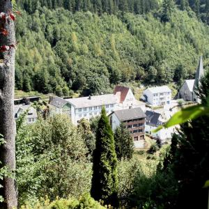 Hotelbilleder: Gasthof Rodachtal mit Gästehaus Katharina, Schwarzenbach am Wald