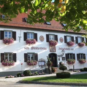 Hotelbilleder: Flair Hotel Winkler Bräu, Lengenfeld