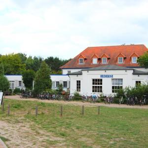 Hotelbilleder: Hotel Heiderose auf Hiddensee, Vitte