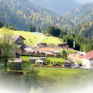 Foto Hotel: Reiterhof Berggut Gaicht, Nesselwängle