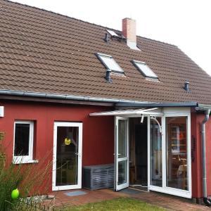 Hotelbilleder: Haus Doris, Korswandt