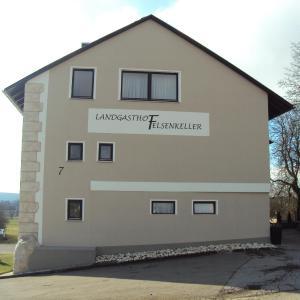Hotelbilleder: Landgasthof Felsenkeller, Dinkelsbühl