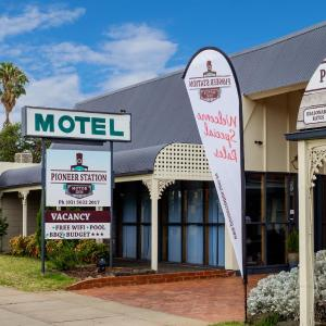 Hotel Pictures: Pioneer Station Motor Inn, Swan Hill