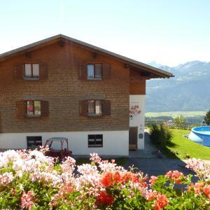 ホテル写真: Berghof Burtscher, Ludesch