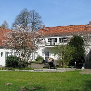 Hotelbilleder: Gästehaus Villa Wolff, Bomlitz