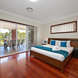 酒店图片: Villa Homelea, Revesby