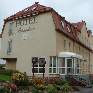 Hotelbilleder: Hotel Pränzkow, Zwickau