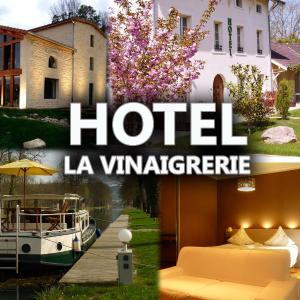 Hotel Pictures: Hôtel La Vinaigrerie, Joinville
