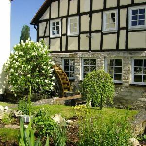 Hotelbilleder: Landgasthof Zur Untermühle, Röhrda