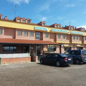 Hotel Pictures: Hostal Botafumeiro, Mota del Marqués
