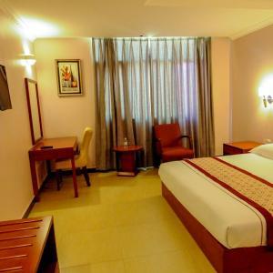 Zdjęcia hotelu: HBT Russel Hotel, Kampala
