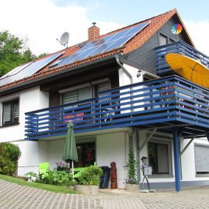 Hotel Pictures: FeWo Harz Haennig 1, Wieda