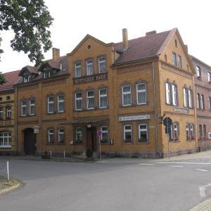Hotelbilleder: Hotel-Restaurant Deutsches Haus, Wippra