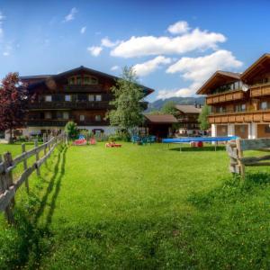 Zdjęcia hotelu: Ferienwohnungen Tannheim - Martina Fügenschuh, Tannheim