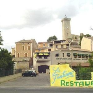 Hotel Pictures: Hotel La Fontaine, Saint-Martin-de-Brômes
