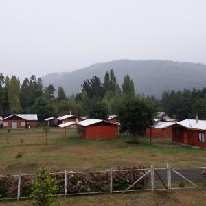 Hotel Pictures: Cabañas El Alto, Licán Ray