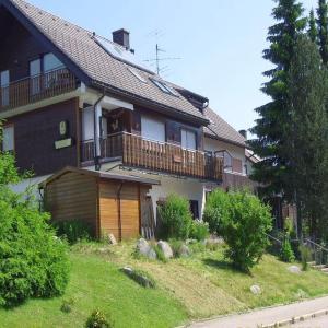 Hotelbilleder: Ferienwohnung Sommerberg, Schönwald