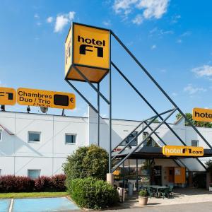 Hotel Pictures: hotelF1 Boulogne sur Mer, Saint-Martin-Boulogne