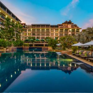 Foto Hotel: Angkor Miracle Resort & Spa, Siem Reap