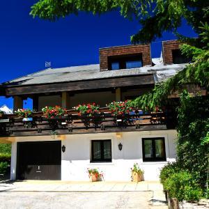 Hotellikuvia: Villa Grossglockner Heiligenblut, Heiligenblut