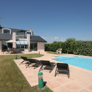 Hotel Pictures: Holiday Home Atlantico, Clohars-Carnoët