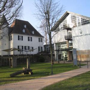 Hotelbilleder: Hotel am Schloss Rockenhausen, Rockenhausen