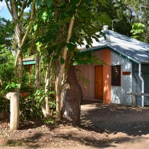 Foto Hotel: Bushland Cottages and Lodge, Yungaburra