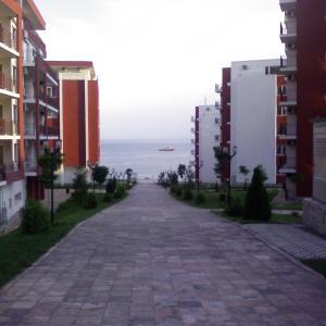 Zdjęcia hotelu: Private Apartment in Marina View Fort Beach, Elenite