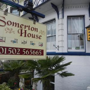 Hotel Pictures: Somerton Guest House, Lowestoft