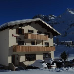 Φωτογραφίες: Haus Fritz, Warth am Arlberg