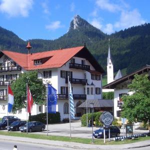 Hotelbilleder: Hotel zur Post, Kreuth