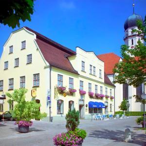 Hotelbilleder: Hotel Alte Post, Schongau