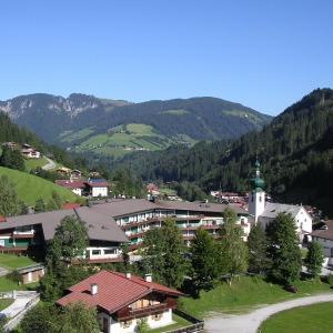 ホテル写真: Schatzberg-Haus Auffach, アウフファッハ