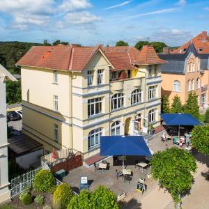 Hotelbilleder: Hotel Villa Seeschlößchen, Ahlbeck