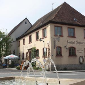 Hotelbilleder: Schwarzer Adler, Ipsheim