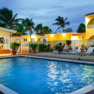 Fotografie hotelů: Coconut Inn, Palm-Eagle Beach