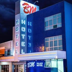Hotel Pictures: BM Palace Hotel, São Sebastião do Paraíso