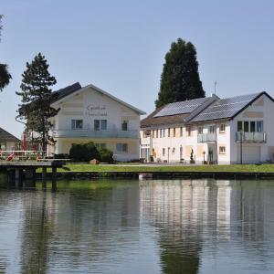 Hotellikuvia: Gasthof und Pension Haunschmid, Rechberg