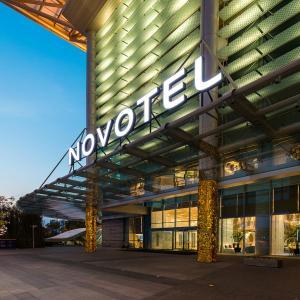 Hotelfoto's: Novotel Suzhou Sip, Suzhou