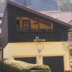 Hotelbilleder: Ferienhaus Waterstrat, Stolberg (Harz)