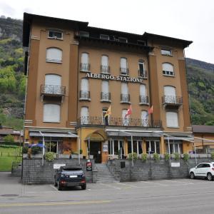 Hotel Pictures: Albergo Stazione, Bodio