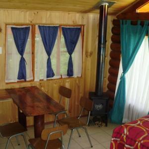 Фотографии отеля: Cabañas Terranostra, Cunco