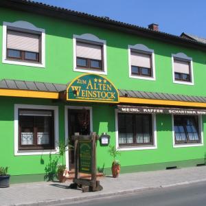 Hotellikuvia: Landgasthof Leitgeb, Rudersdorf