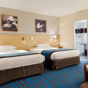 Hotel Pictures: Mercure Paris 19 Philharmonie La Villette, Paris